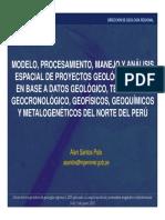 Santos Modelo GIS