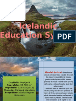 Icelandic Education System Istrati
