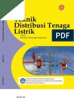 Teknik Distribusi Tenaga Listrik Jilid 2