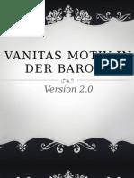 Vanitas-Motiv in der Barock