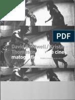 04.03. Bordwell y Thompson - El Arte Cinematográfico (Parte de Cap 5)