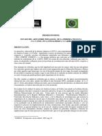 ESTADO DEL ARTE SOBRE PEDAGOGÍA DE LA PRIMERA INFANCIA ( 0 A 3 AÑOS ) EN LATINOAMERICA Y CARIBE