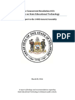 State Educational Technology Report FINAL 03-30-2016