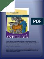 Proceso de Fabricacion Antologia Unidad 3 y 4 YA LISTA
