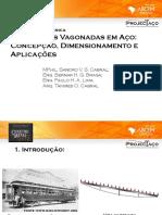 05 Estruturas Vagonadas Em Aco Concepcao Dimensionamento e Aplicacoes