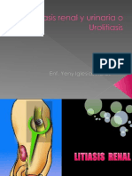 Litiasis renal y urinaria o Urolitiasis.ppt