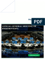 Annual Shareholders' Meeting - 04.18.2016 - Management Proposal