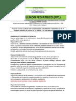 El Pulmon Pediatrico 2016