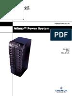Manual Nfinity