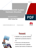WCDMA DBS3900 Hardware Structure-20100208-B