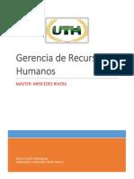 Empresa con la gestion de recursos humanos centralizada