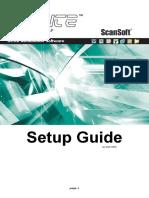 Setup Guide hhgfghfhfhh