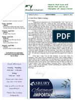 newsletter vol 53 no 4  march 31