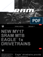SRAM Eagle 1x12 Drivetrain