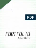 Portfolio - Asher Harris (Final)