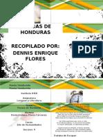 Literatura Hondureña poemas
