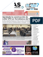 Mijas Semanal Nº679 Del 1 al 7 de abril de 2016