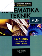 Matematika teknik