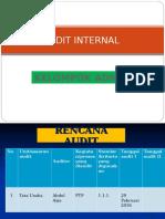 Tugas Audit Internal Kelompok Admin