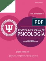Asosiacion Mexicana de Psicologia Volumen_33_Numero_1