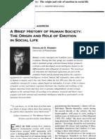 Massey, Douglas S. - A Brief History of Human Society