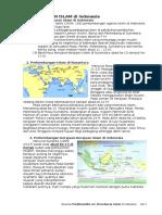 2. Persebaran Islam Indonesia