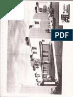 Descriccion de Un Diseño de Casa (Proyecto Escaneado Ejemplo)