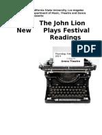 John Lion Play Reading Program-2