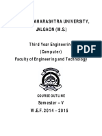 2014-15 TE Computer Engineering (CGPA)