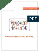 apostila educaçao infantil