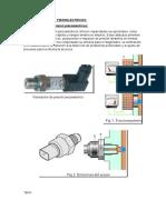 Tipos de Sensores Piezoelectricos