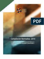 Resúmen Normativa Gestión Documental Colombia