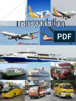 BCD Tourism Transportation 2015 2016