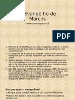 O Evangelho de Marcos.ppt