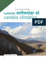 Enfrentar Cambio Climatico