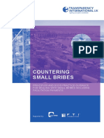 Countering Small Bribes, Transparency International