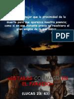 SERMON 2 ESTARAS CONMIGO EN EL PARAISO.pptx