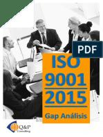 Gap Analisis