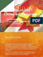 La Comunidad China en Panamá