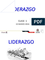Clase 1 Liderazgo 2016-10