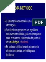 Sistema Nervoso 2016 1 SEMESTRE1 [Modo de Compatibilidade]