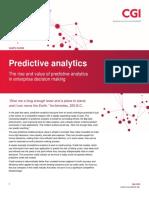 Predictive Analytics Paper2