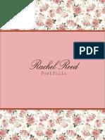 Rachel Reed Portfolio Project