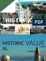 Historical Worth