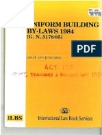 Uniform Building by-laws 1984_rev1