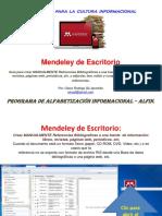 Mendeley Guia 2015