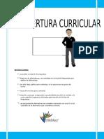 Cobertura Curricular Lenguaje 8 basico 2012
