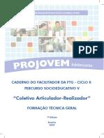 37- Projovem Adolescente_Caderno Do Facilitador Da FTG