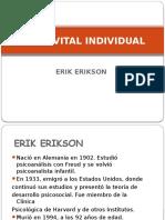 Ciclo Vital e Erikson