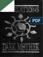WOD - Vampire - The Masquerade - Revelations of the Dark Mother